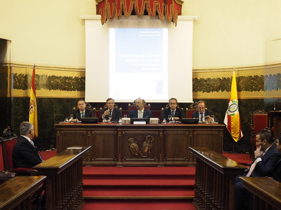 La Jornada en la Real Academia Nacional de Medicina asienta el prestigio de la Cirugía Plástica española y destaca la necesidad de su adecuada regulación