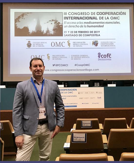 III Congreso de Cooperación Internacional de la OMC