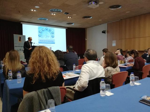 Celebrado con muy buena acogida, el pasado viernes 8 de marzo en Barcelona, el curso de formación continuada de la Fundación Docente de SECPRE.